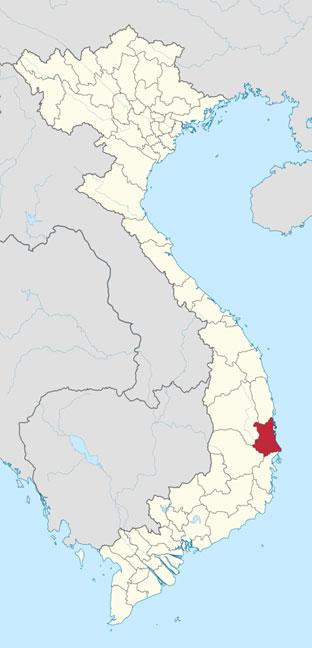 Ban Do Phu Yen 2