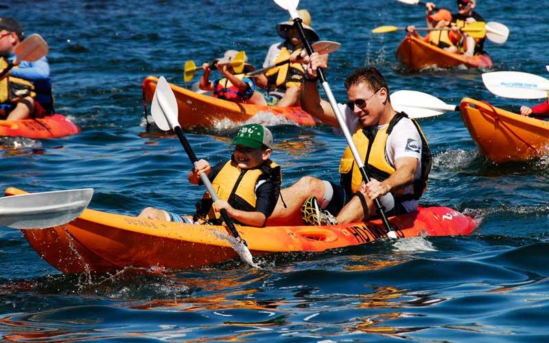 Huong Dan Cach Cheo Thuyen Kayak Wetrek Vn